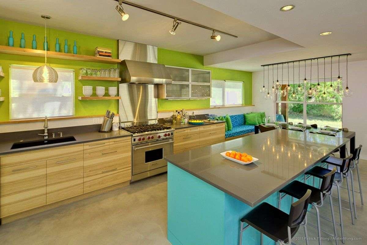 Mid Century Modern Kitchen Remodel Ideas Seasons Home