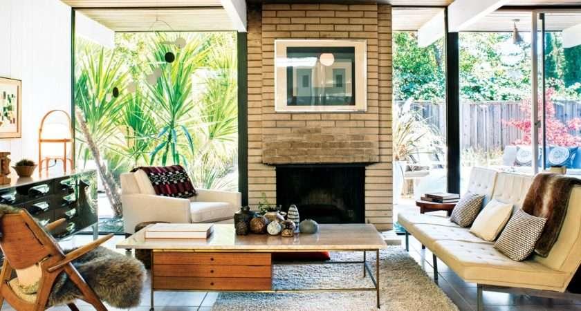 Mid Century Modern Living Room Ideas Beautifully Blend