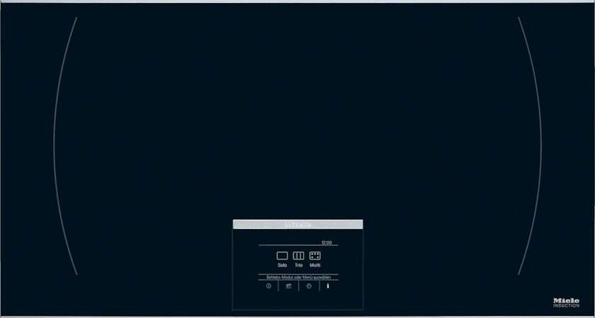 Miele Induction Hob Stainless Steel Rdo Kitchens