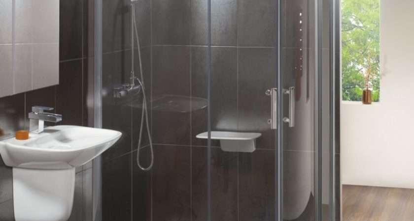 Milano Double Door Quadrant Shower Enclosure