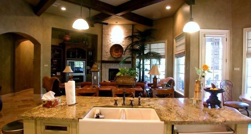 Minimalist Design Open Kitchen Room Ideas