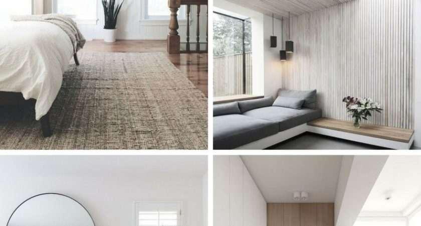 Minimalist Home Essentials Materials Color Palette