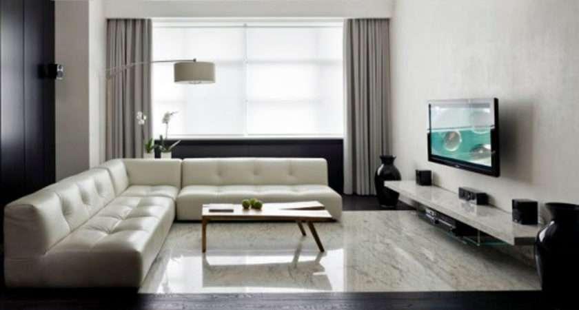 Minimalist Living Room Designed Bydecolieu Studio Design