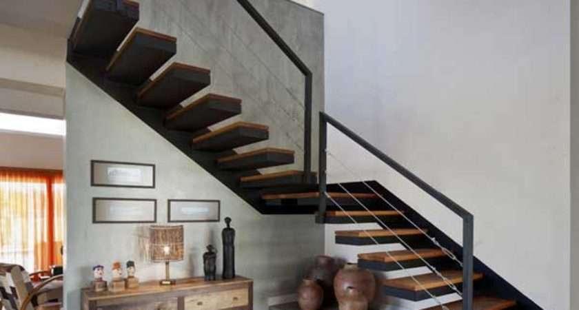 Minimalist Modern Staircase Design Ideas
