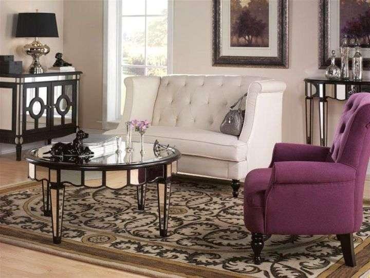 Minimalist Victorian Small Sitting Room Ideas