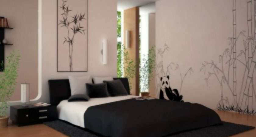 Minimalists Modern Asian Bedroom Decor Ideas