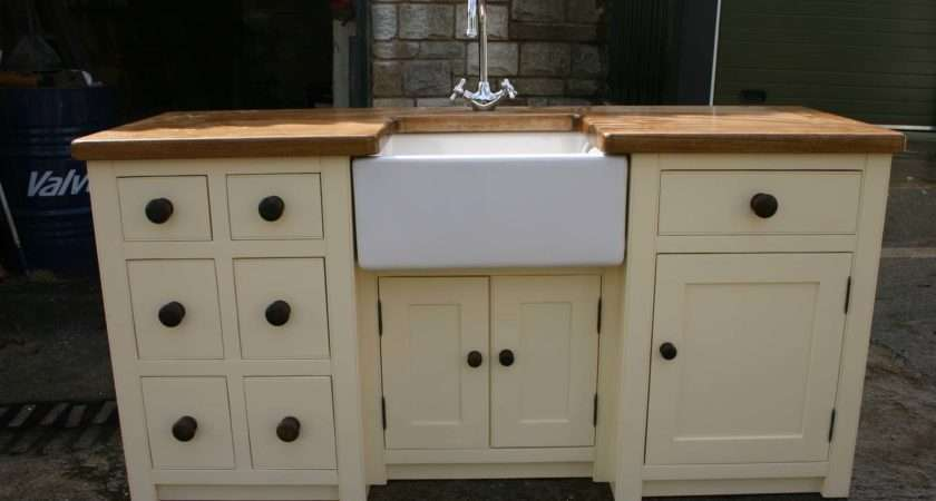 Ministry Pine Antique Furniture Standing Kitchens