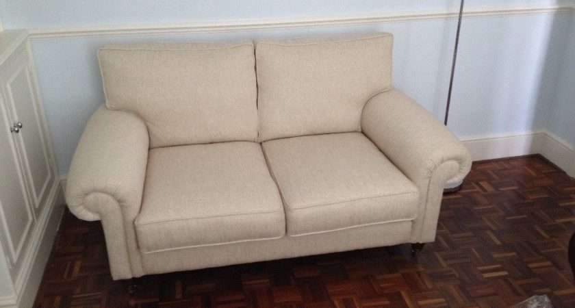 Mint Condition Laura Ashley Kingston Two Seater Sofa