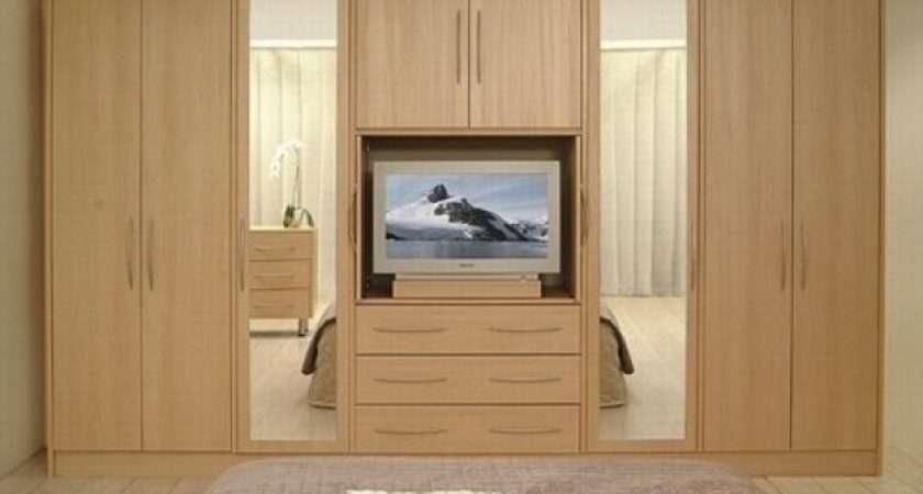 Mirror Wardrobes Elegant Bedroom Designs