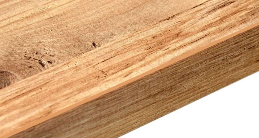 Mississippi Pine Laminate Wood Effect Square Edge