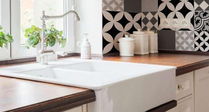 Mix Tile Decals Kitchen Bathroom Tiles Vinyl Floor