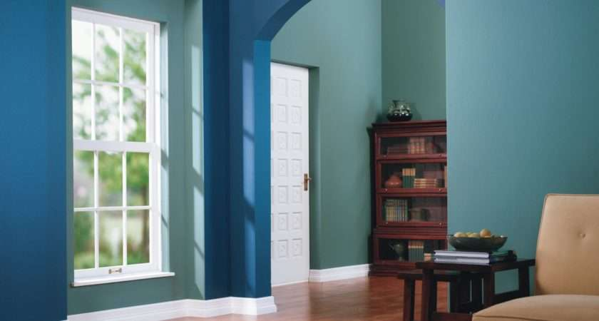 Mixing Paint Colors Make Color Combinations Interior