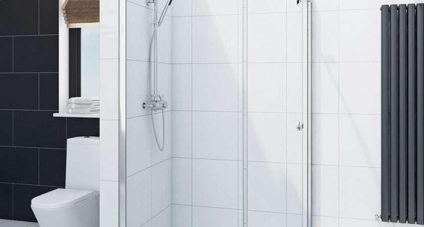 Mode Infiniti Right Handed Offset Quadrant Shower