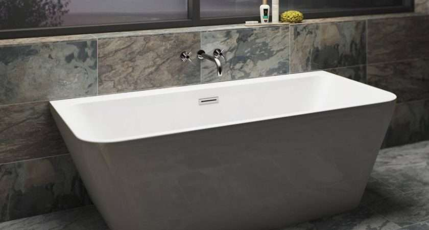 Mode Verso Back Wall Bath Victoriaplum
