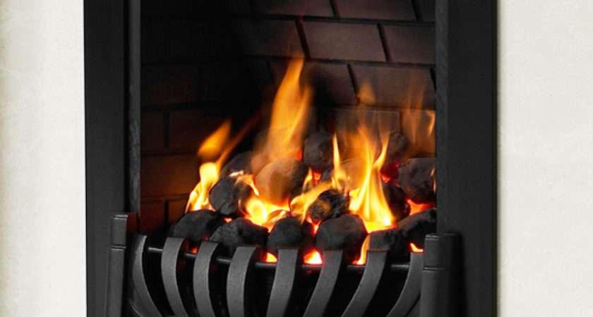 Modern Avantgarde Gas Fire Flames