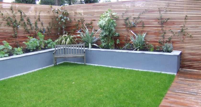 Modern Back Garden Designs