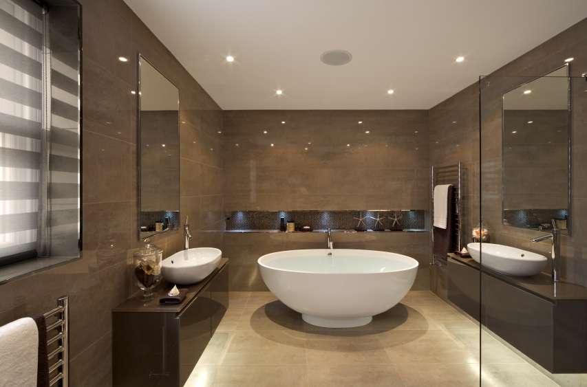 Modern Bathroom Designs Interior Design News