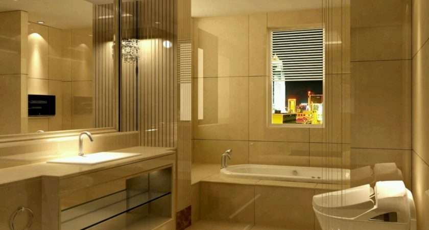 Modern Bathroom Home Design Ideas