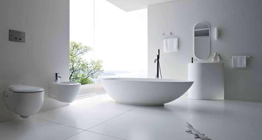Modern Bathroom Ideas Grasscloth