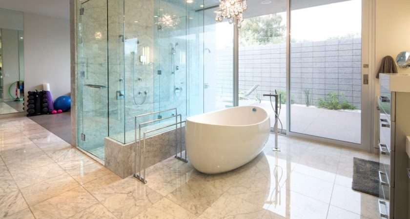 Modern Bathrooms Glass Showers