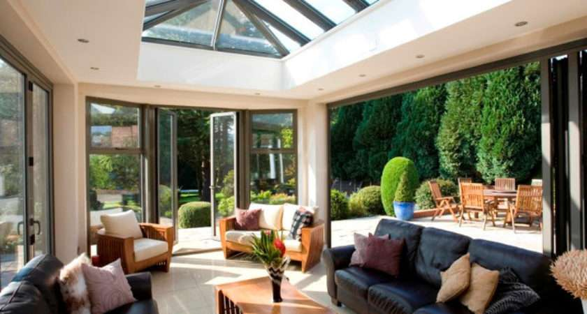 Modern Contemporary Bespoke Glass Extensions