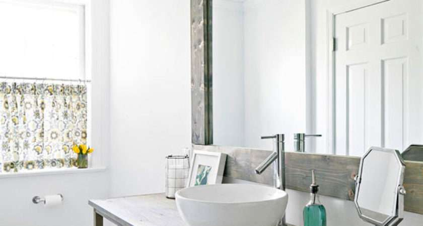 Modern Country Bath