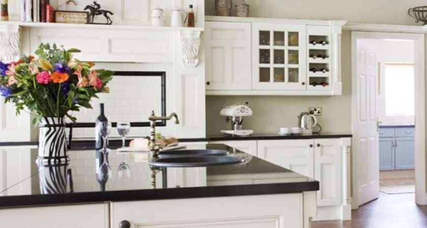 Modern Country Kitchen Housetohome
