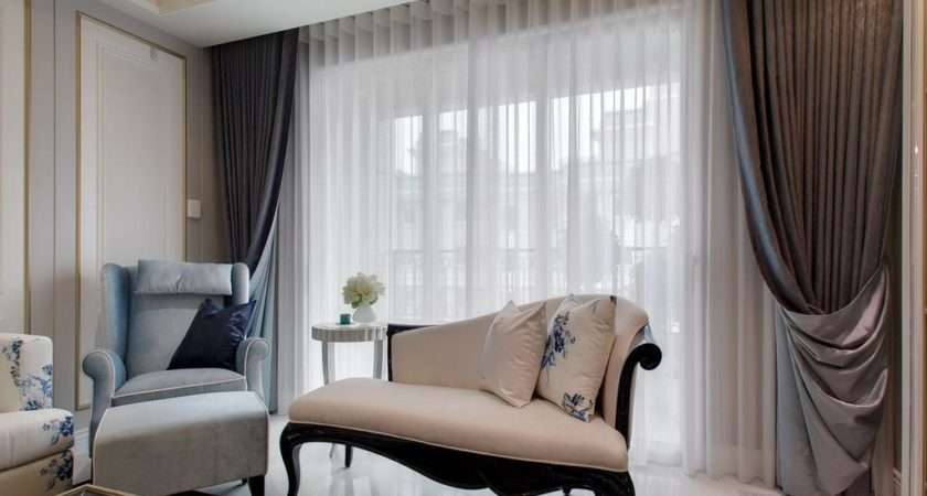 Modern Curtain Designs Living Room Ideas