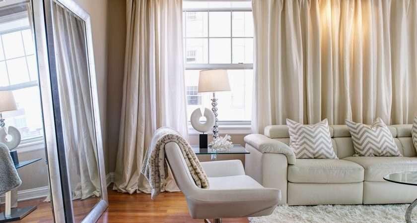 Modern Curtains Living Room