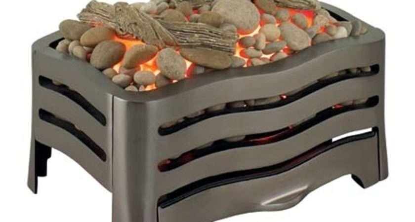 Modern Design Burley Waverley Electric Fire Basket