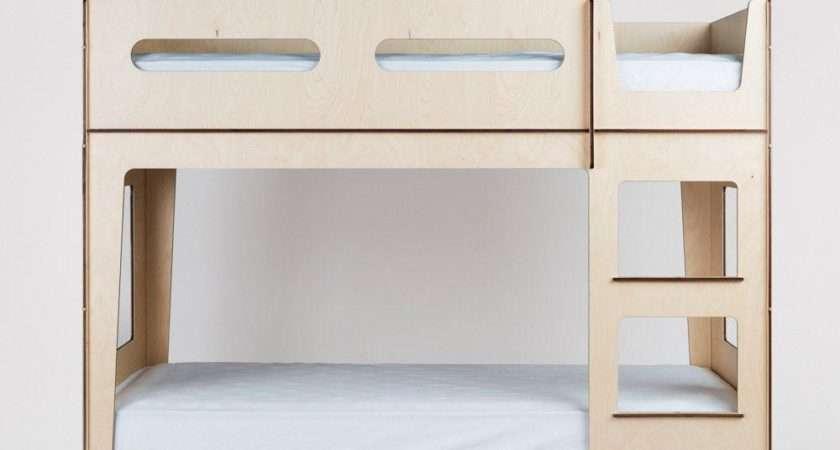 Modern Designer Kids Bunk Beds Plyroom