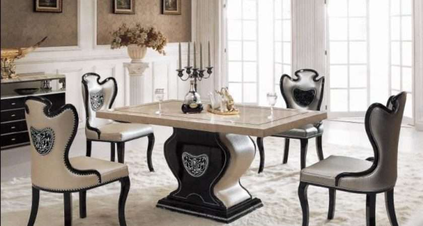 Modern Dining Room Furniture Decor References