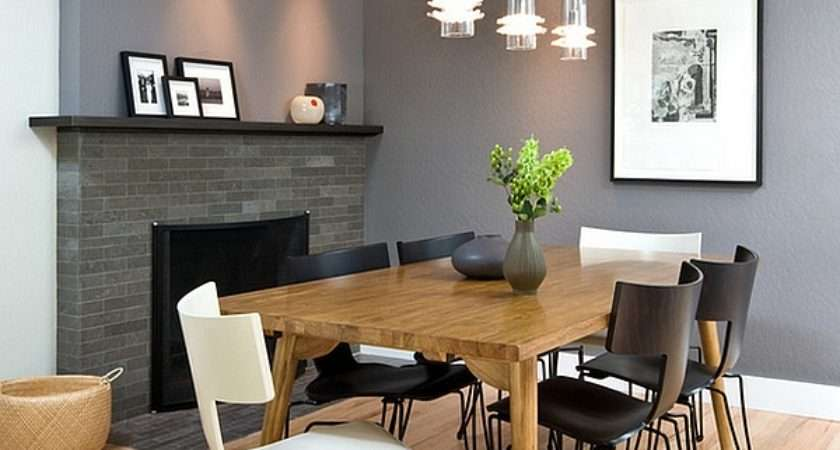 Modern Dining Table Chairs Stylish Contemporary Home