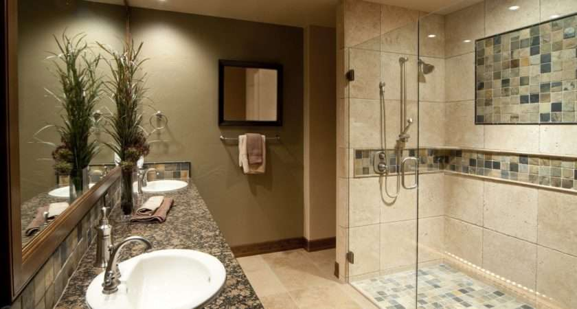 Modern Elegant Walk Shower Designs Furniture Home Design