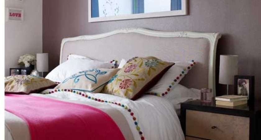 Modern Feminine Bedroom Decorating French