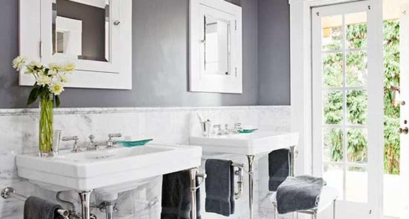 Modern Furniture Bathroom Decorating Design Ideas