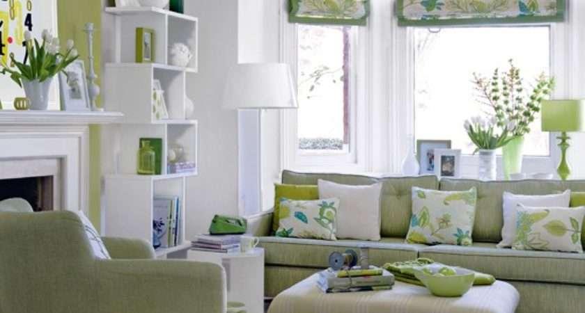 Modern Furniture Decorating Living Room Mint Green