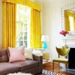 Modern Furniture Luxury Living Room Curtains Designs