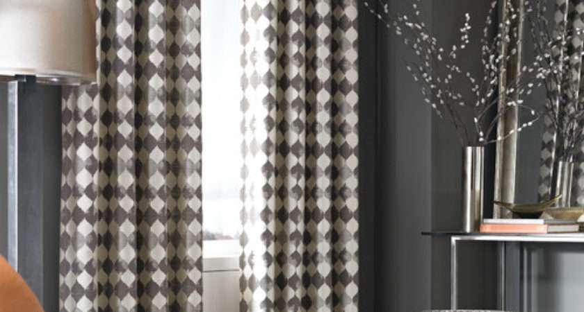 Modern Furniture New Living Room Curtain