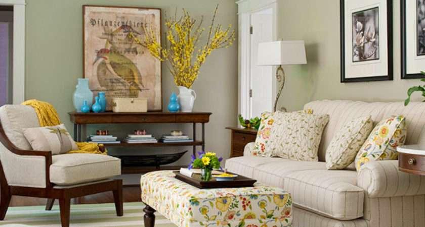Modern Furniture Traditional Living Room Decorating