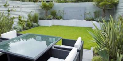 Modern Garden Ideas Budget Small Backyard Outdoor Wicker