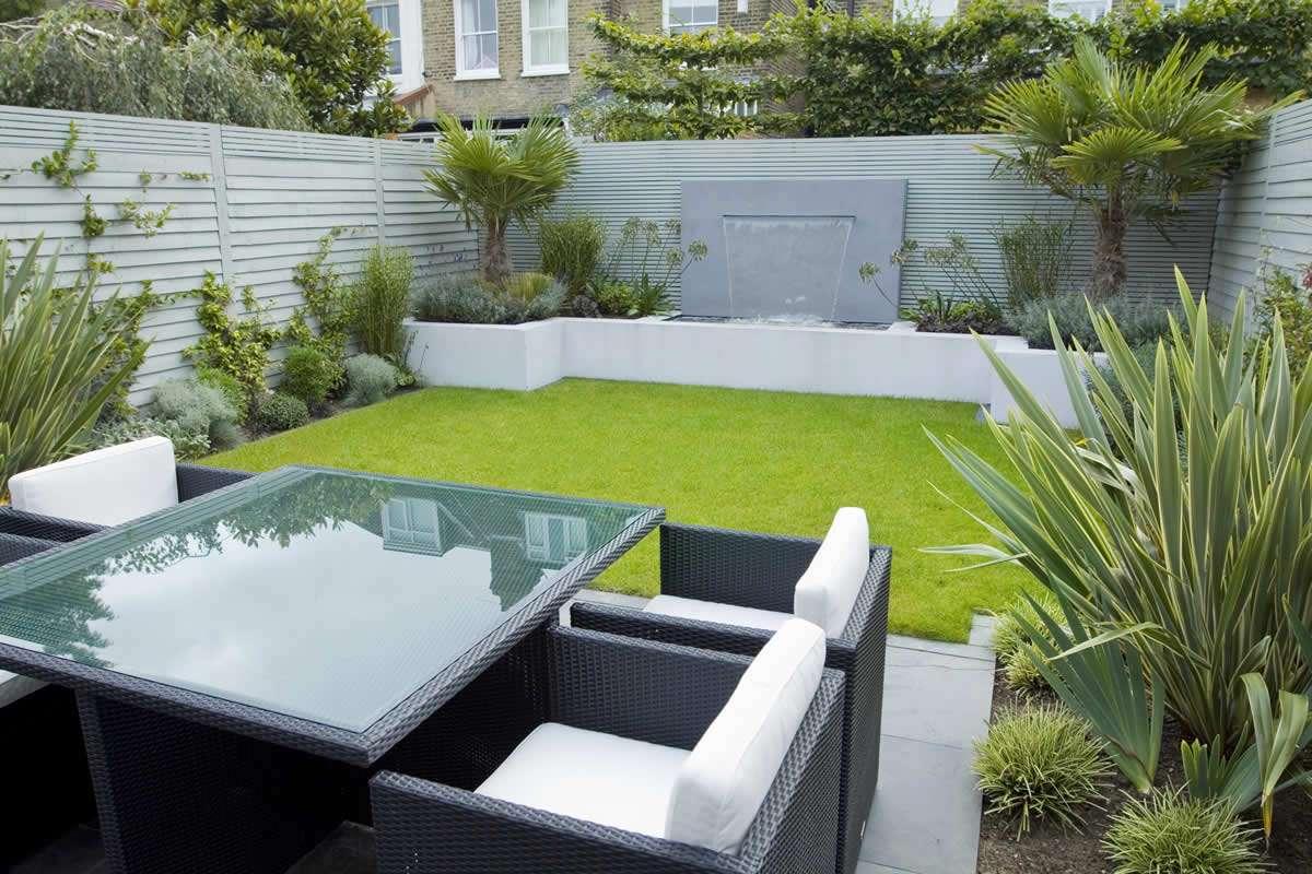 Modern Garden Ideas Budget Small Backyard Outdoor Wicker
