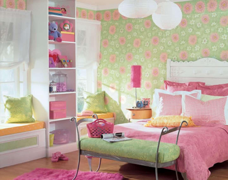 Modern Girls Bedroom Ideas
