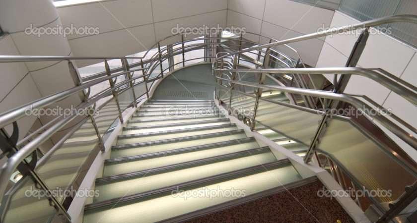 Modern Glass Stairs Yurizap