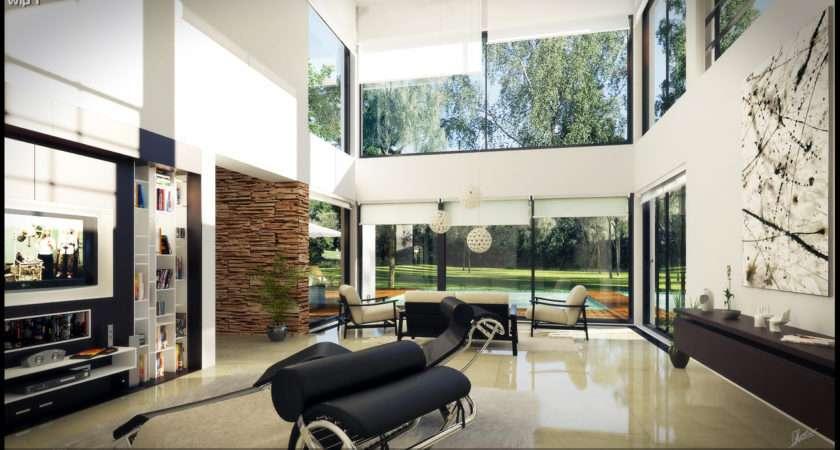 Modern House Interior Wip Diegoreales Deviantart