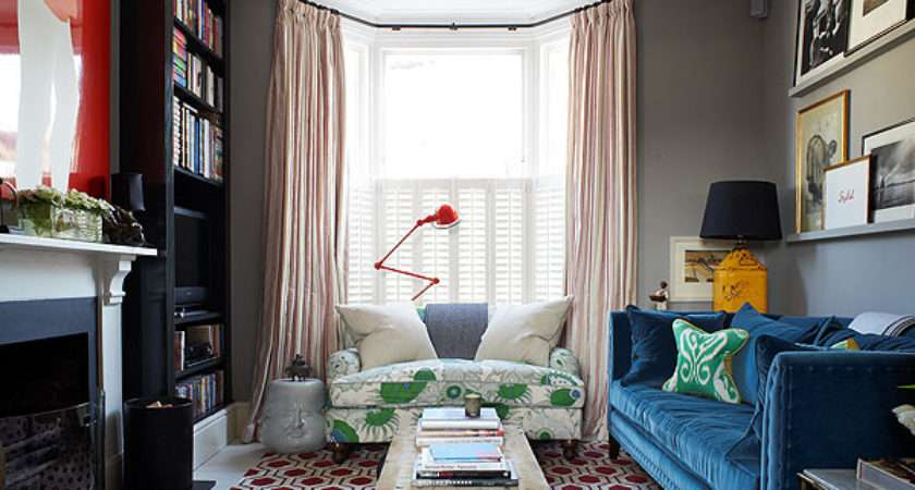 Modern Interior Design Classic London Terrace