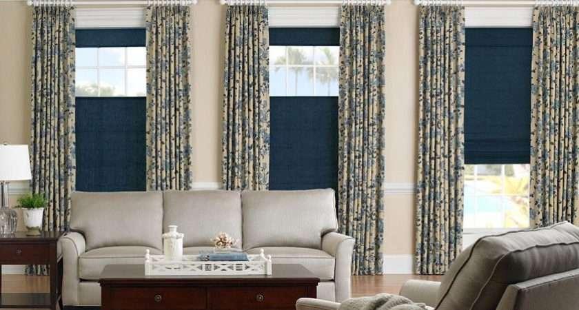 Modern Interior Sheer Curtains Blinds Ideas