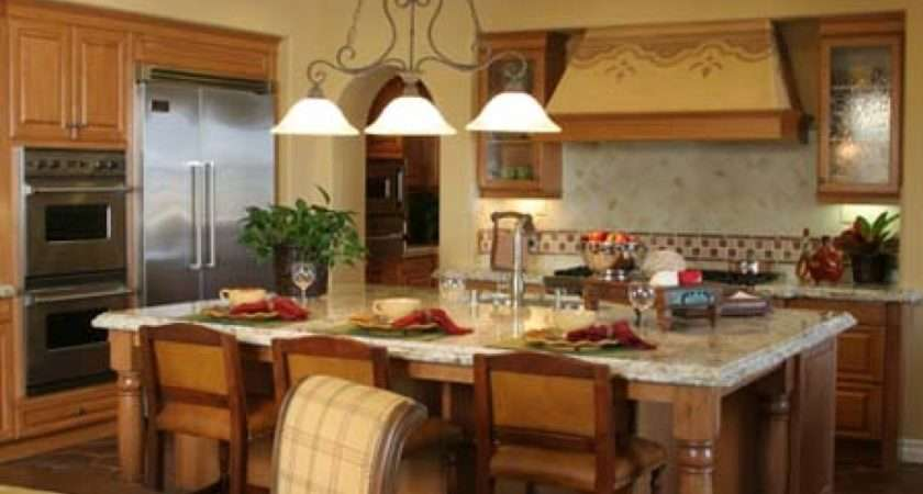 Modern Italian Kitchen Interior Design
