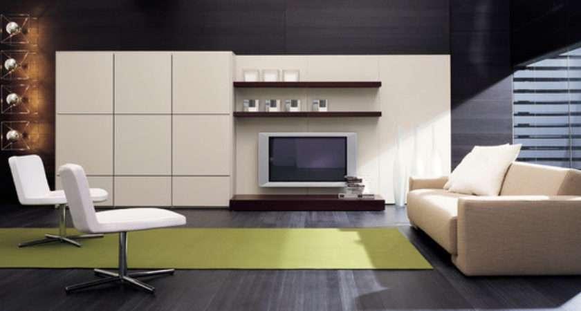 Modern Italian Living Room Cabinets