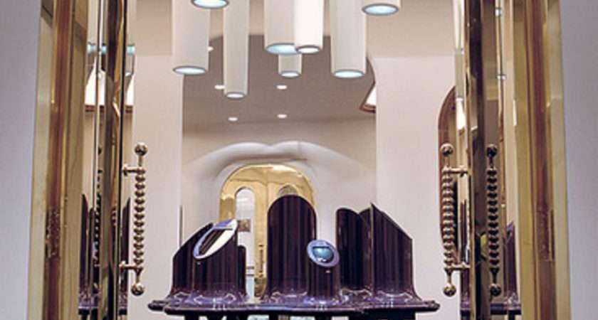 Modern Jewelry Store Interior Design Kuwait Octium